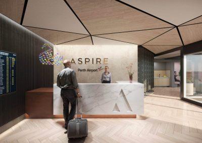 Aspire Lounge Perth Airport – Perth