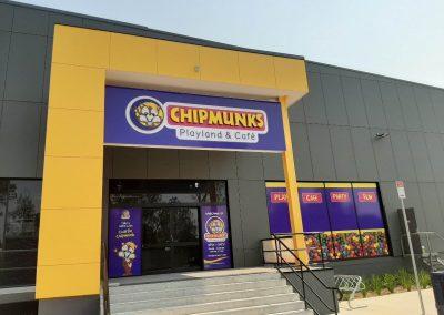 Chipmunks – Brisbane