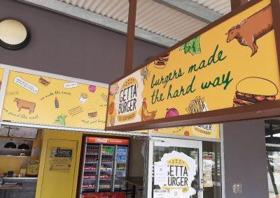 Getta Burger – Brisbane